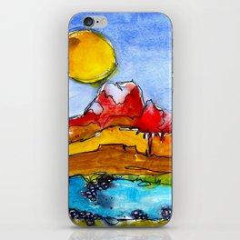 Landscape November 23 iPhone Skin