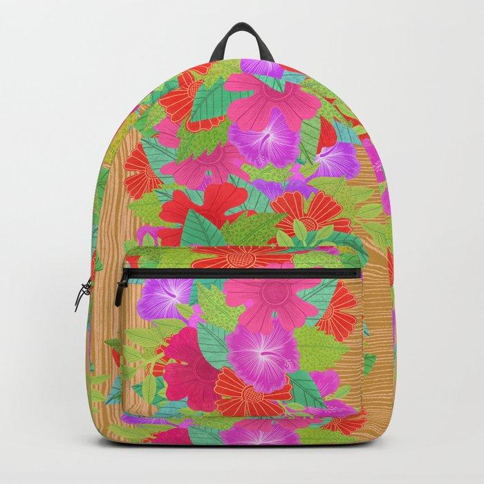 Tiki Vibes Backpack