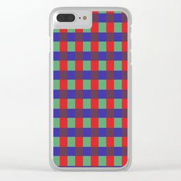 karohat Clear iPhone Case