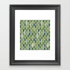 Woodland Woodpecker Framed Art Print