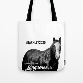 2018 Longacres Mile Winner Tote Bag