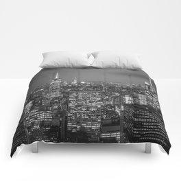 NEW YORK CITY IV Comforters