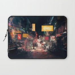 The Closing Hours Laptop Sleeve