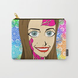paraguayan girl Carry-All Pouch