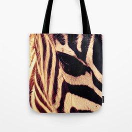 Zazu the Zebra Tote Bag
