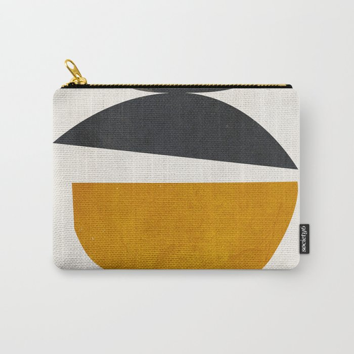 abstract minimal 23 Carry-All Pouch