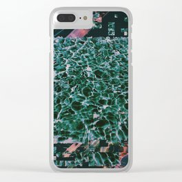 ËCIUV Clear iPhone Case