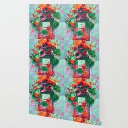 Parfum Flowers Wallpaper