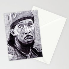 Omar Little Stationery Cards