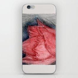 Hippeastrum iPhone Skin