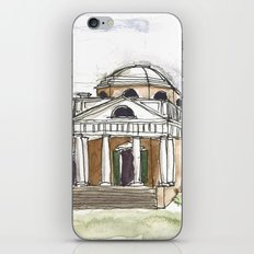 Monticello iPhone & iPod Skin