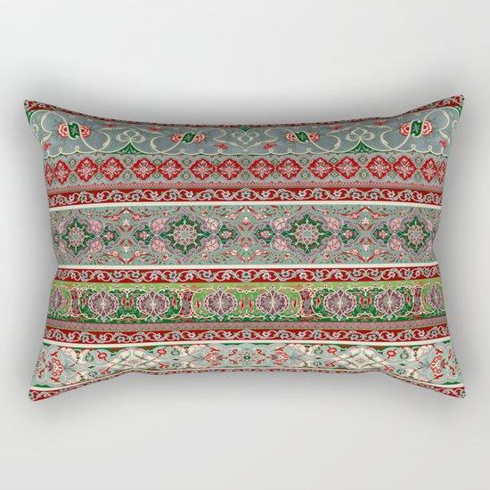 Border Pattern I Rectangular Pillow