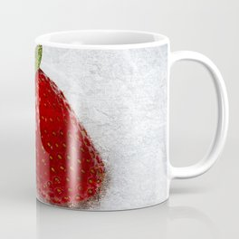 Red Strawberry Coffee Mug