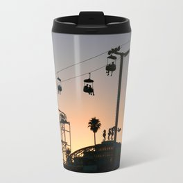 summer sunset Travel Mug