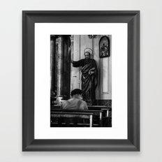 deliverance Framed Art Print