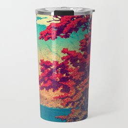 The New Year in Hisseii Travel Mug