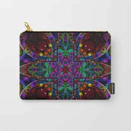 Prism Pattern 1 Carry-All Pouch
