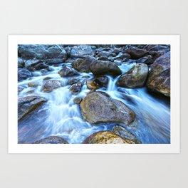 Merced River Art Print