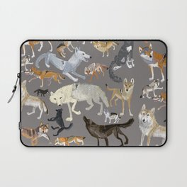 Wolves of the world 1 Laptop Sleeve