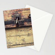 Vintage chest Stationery Cards