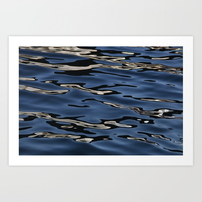 Waterways Art Print