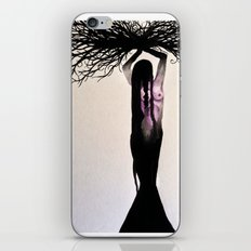 Wicked Witch iPhone & iPod Skin