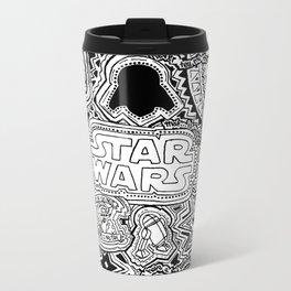 star warrs collage Travel Mug