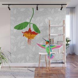 Fantasy Hummingbird #2 Wall Mural