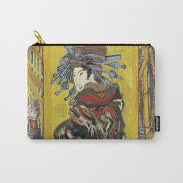 Japonaiserie by Vincent van Gogh Carry-All Pouch