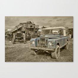 Rustic Landy  Canvas Print