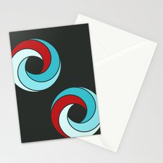 Iced Voodoo Donut Stationery Cards