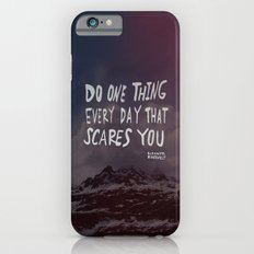Scare iPhone 6 Slim Case