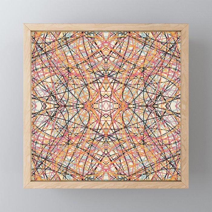 Gagana Framed Mini Art Print