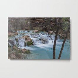 Beaver Falls Metal Print