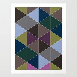 Bizarre Love Triangle 3 Art Print