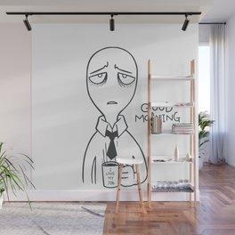 i love my job Wall Mural