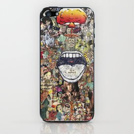 la rupture iPhone Skin