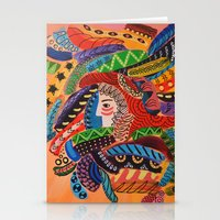 camo Stationery Cards featuring Camo by Adrienne S. Price