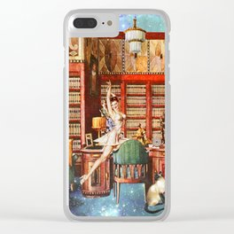 IN YOUR DREAMS...  Clear iPhone Case