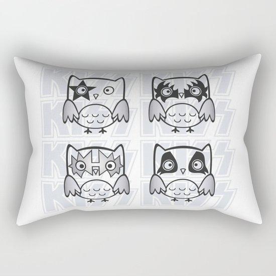 kiss Rectangular Pillow