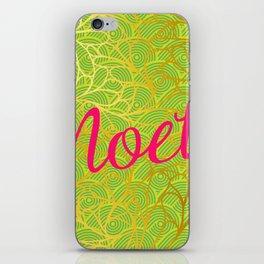 Noel iPhone Skin