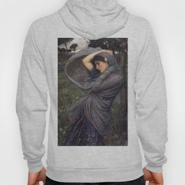 John William Waterhouse Boreas 1903 Hoody