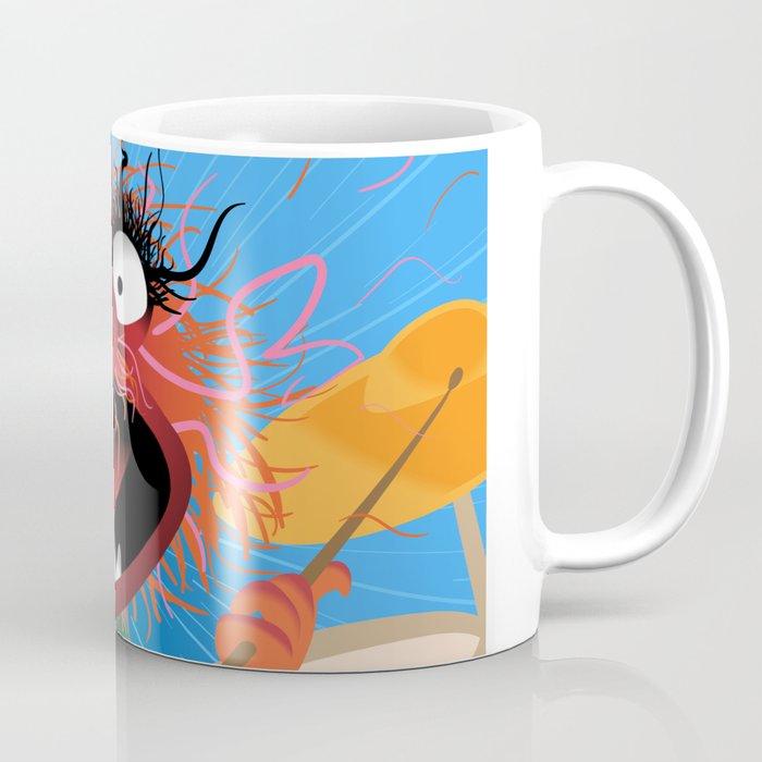 Animal Muppets' Drummer Coffee Mug