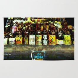 107 Liquor Rug