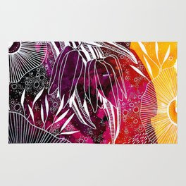 Fritillaria Rug