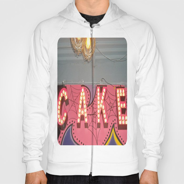 Cake ~ pop carnival signage Hoody