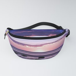 Coastal Sunset Sainte-Anne-Des-Monts Fanny Pack