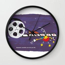 Romcom Wall Clock