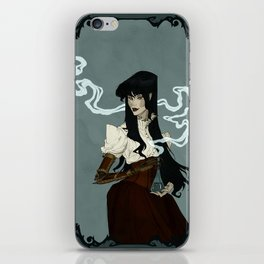 The Enchanted City MAD Scientist 2018 iPhone Skin