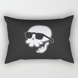 Skelly Boy Rectangular Pillow